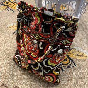 Very Bradley shoulder bag purse 👛👑🐝